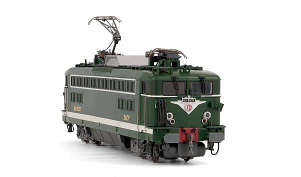 JOUEF HORNBY 2054 BB 8537 SNCF