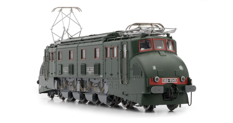 JOUEF HORNBY 2324 2D2 5545 SNCF