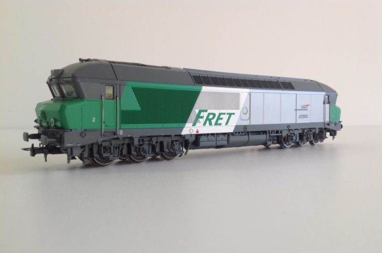 JOUEF HORNBY 2011 CC 72000 SNCF