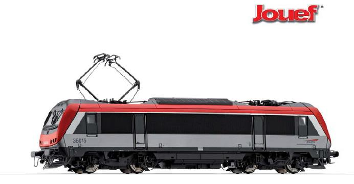 JOUEF HORNBY HJ 2010 BB 36000 SNCF LOCOMOTIVE ELCETRIQUE 36015 400 - Loco-ho