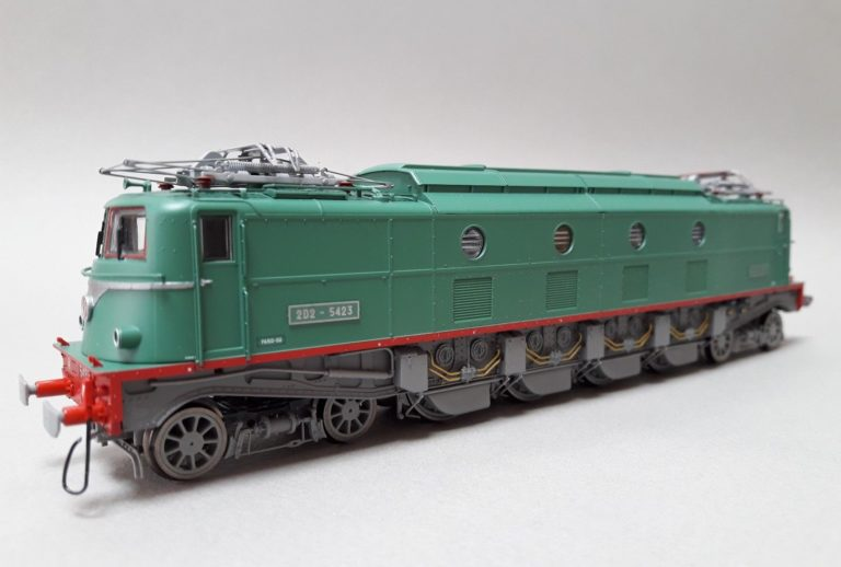 JOUEF HORNBY 2136 2D2 5423 SNCF