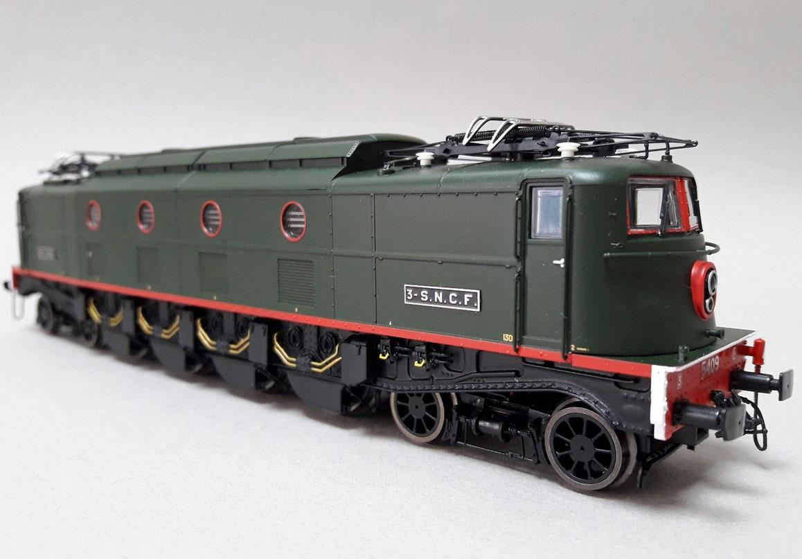 JOUEF HORNBY 2135 2D2 5409 SNCF CYCLOPE