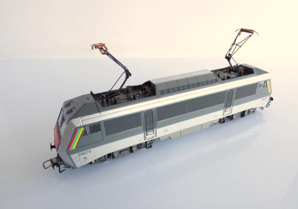 JOUEF 837400 BB 26070 SNCF TER ALSACE